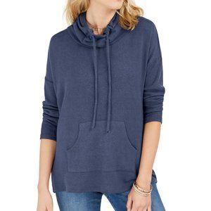 Macy's Dark Blue Thin Sweatshirt